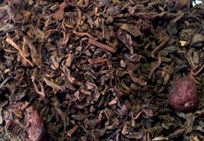 чай вишнёвый пуэр