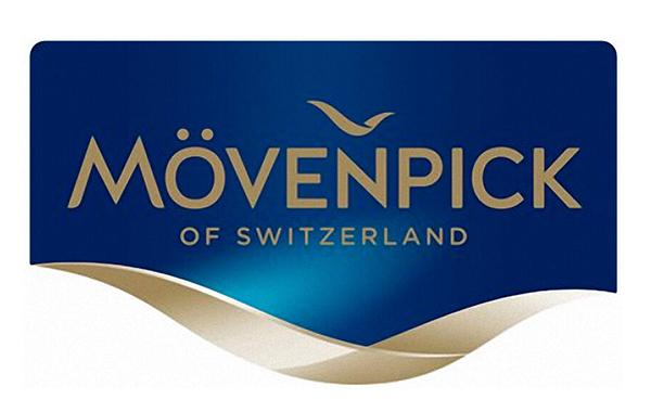 Логотип кофе Movenpick
