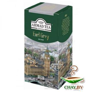 Чай Ahmad tea Earl Grey 25*2 г черный