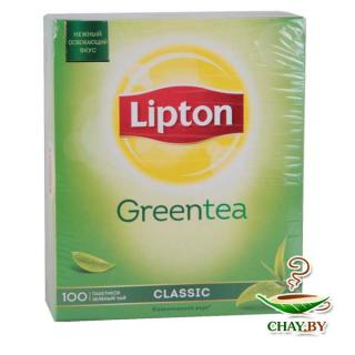 Чай Lipton Green Tea 100*1,7 г зеленый