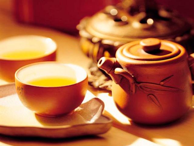 чай оолонг или улун