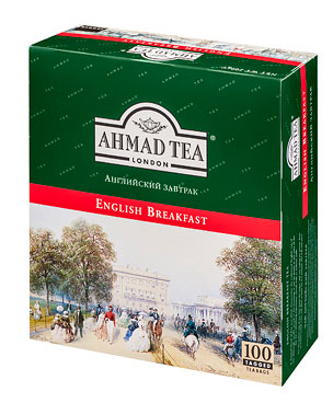 Чай AHMAD TEA English Breakfast