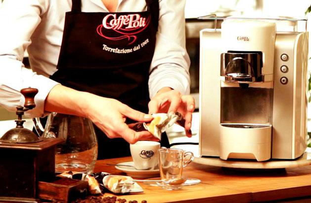 Кофе Caffe Poli