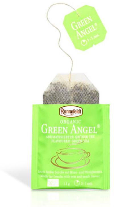RONNEFELDT Зеленый Ангел