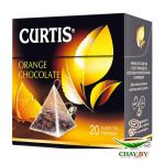 Чай Curtis Orange & Chocolate 20*1.8 г черный