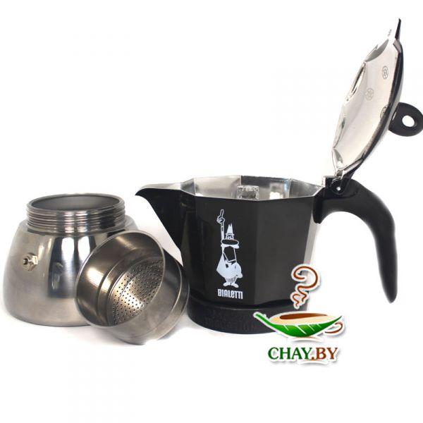 Гейзерная кофеварка bialetti moka induction купить
