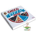 Шоколад SHOUDE Choco Pizza Ассорти 120 г