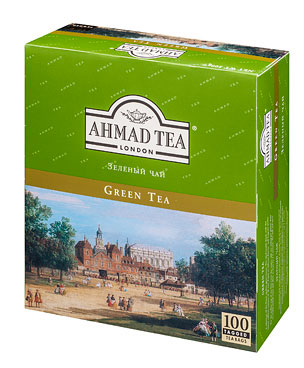 Чай AHMAD TEA Green Tea