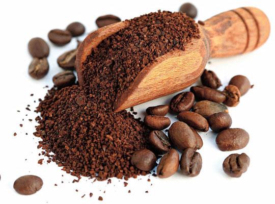 Свежемолотый кофе