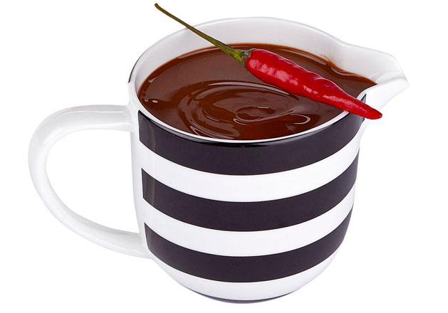 Горячий шоколад в Минске