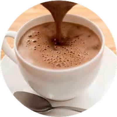 Какао «Шоколадная ягодка»