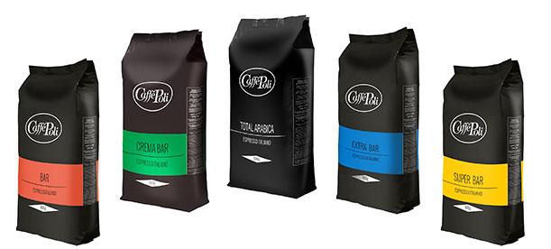 Кофе в зернах Caffe Poli