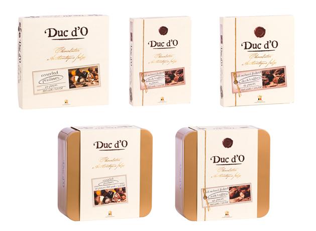Конфеты Duc d'O