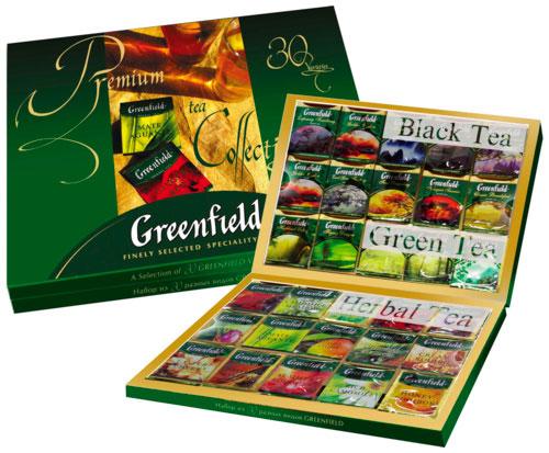 Подарочный чай GREENFIELD