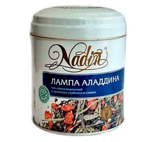 Подарочный чай NADIN Лампа Аладдина