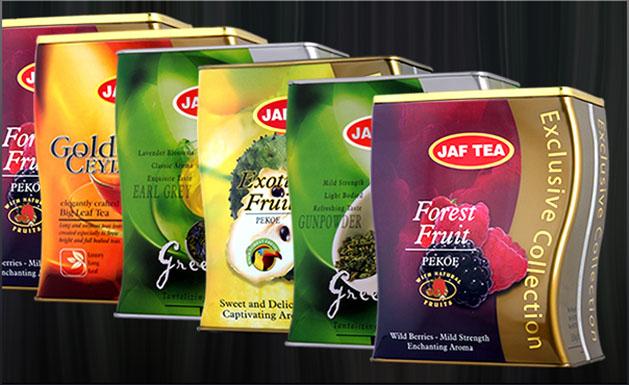 JAF TEA (чай джаф)