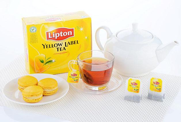 Чай Липтон (lipton)