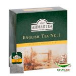 Чай AHMAD TEA English Tea №1 100*2г черный
