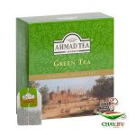 Чай AHMAD TEA Green Tea 100*2 г зеленый