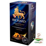 Чай Richard Lord Grey 25*2 г черный