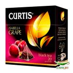 Чай CURTIS Isabella Grape 20*1.8 г черный