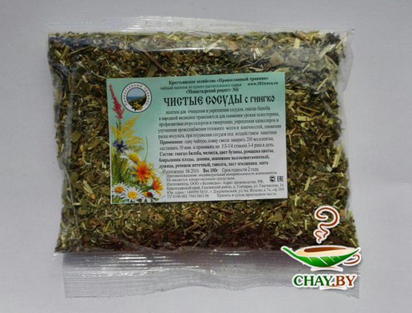 Монастырского чая от алкоголизма состав трав